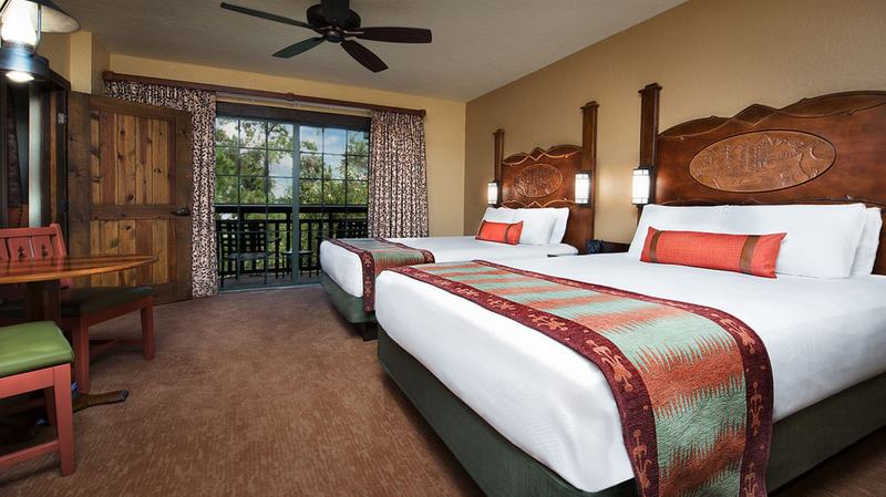 Villas at Disney's Wilderness Lodge Package