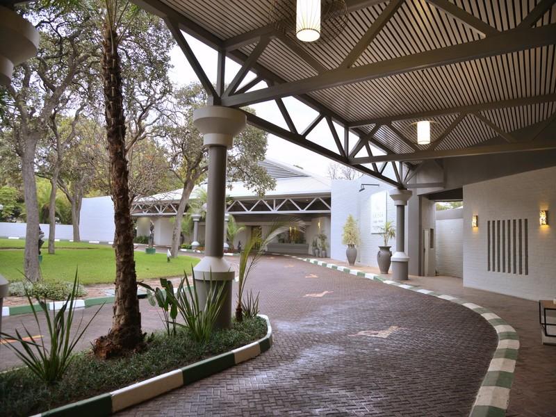 General view Cresta Lodge