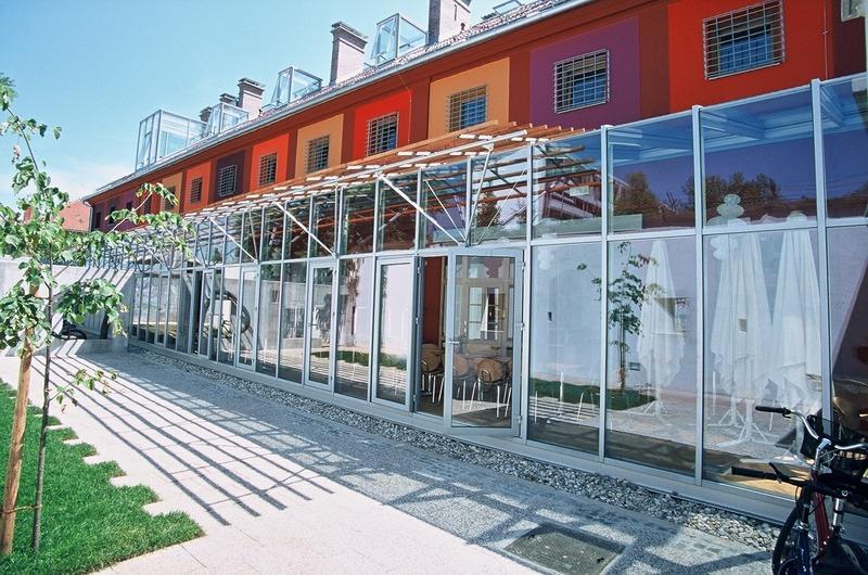 General view Hostel Celica