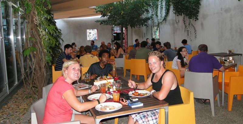 Terrace Hostel Celica