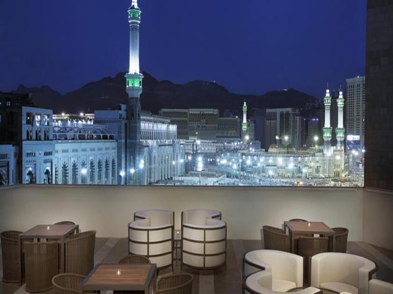 General view Marriott Hotel Jabal Omar Makkah