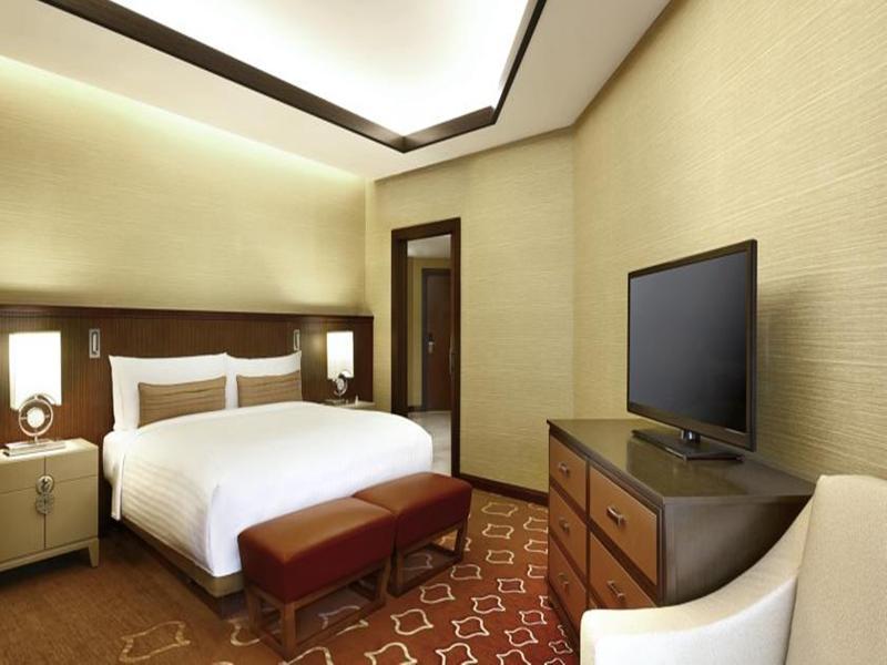 Room Marriott Hotel Jabal Omar Makkah