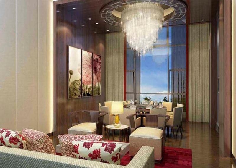 General view Jixian Marriott Hotel