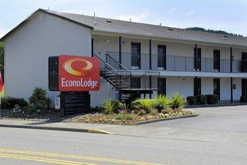 General view Econo Lodge
