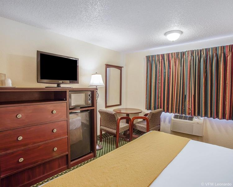 General view Quality Inn & Suites