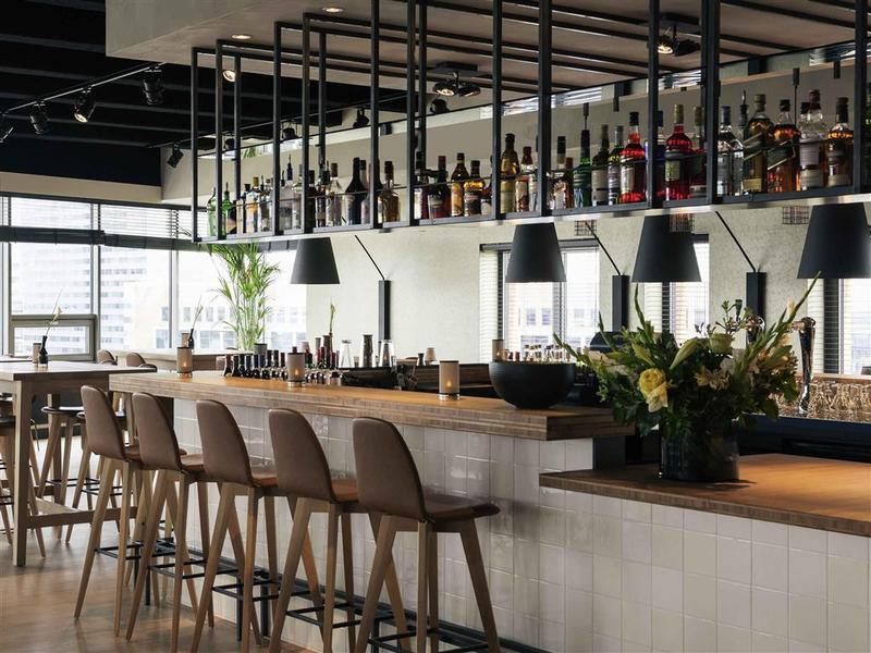 Bar Mercure Amsterdam Sloterdijk