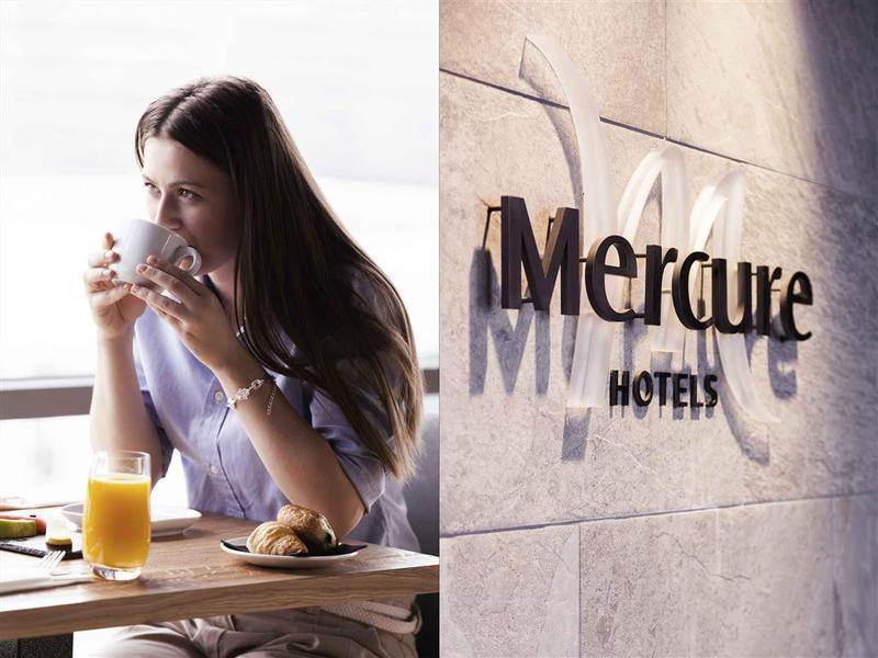Restaurant Mercure Amsterdam Sloterdijk