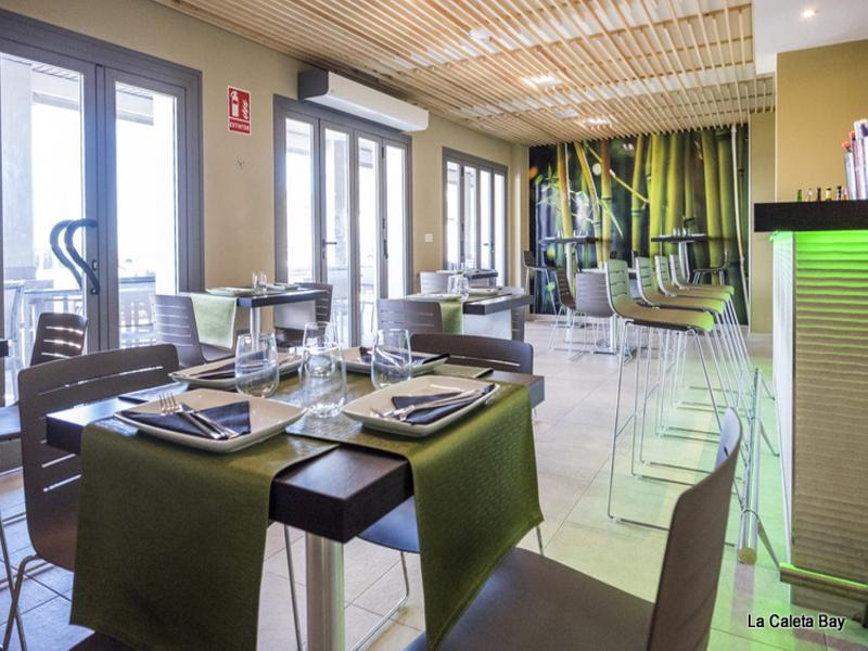 Restaurant La Caleta Bay