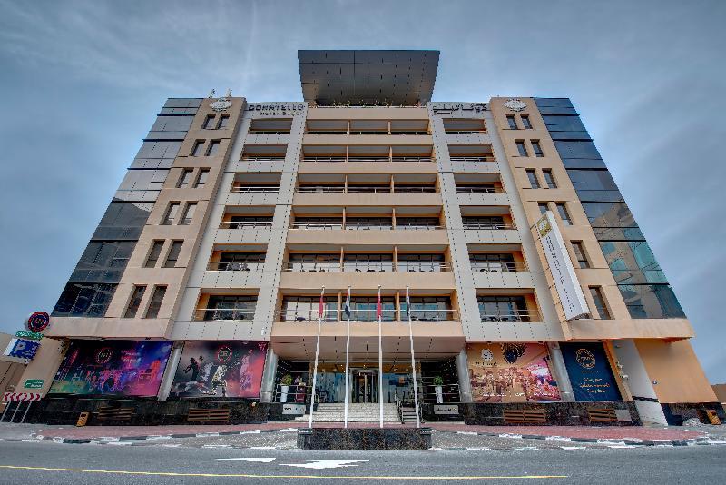 General view Donatello Hotel