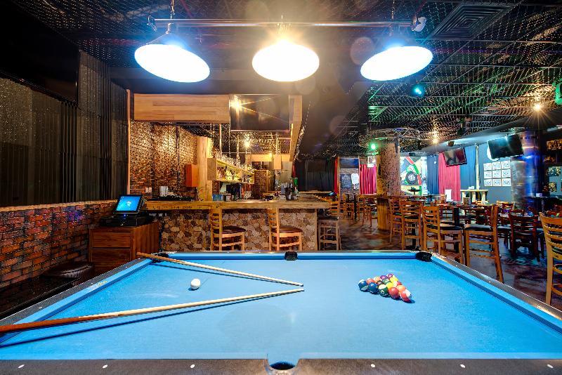 Sports and Entertainment Donatello Hotel