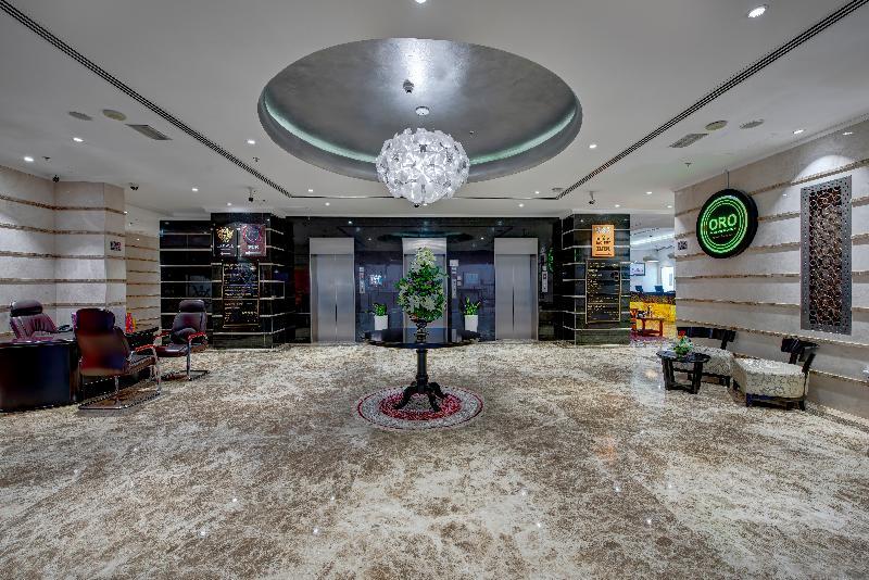 Lobby Donatello Hotel