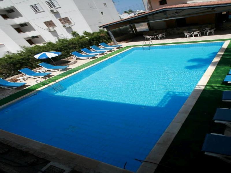 Pool New York Plaza Hotel Apartments