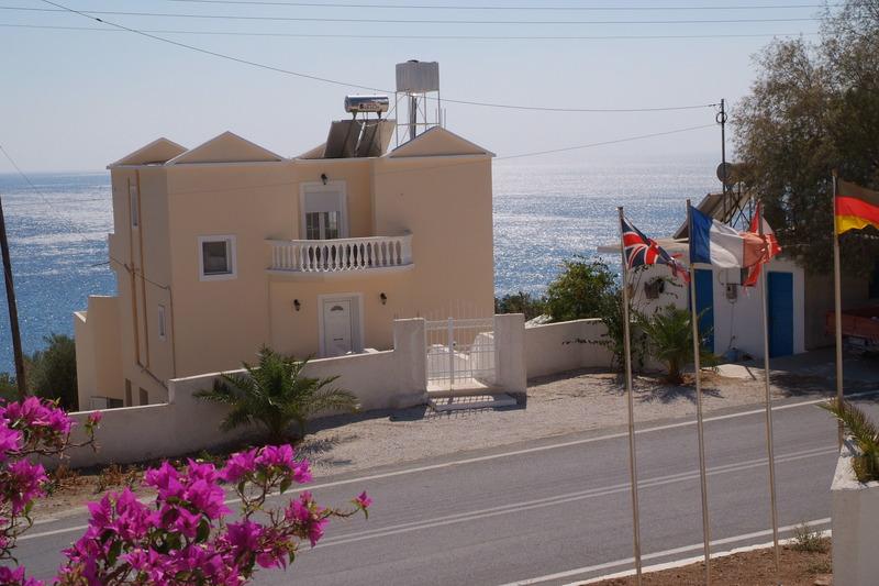 General view Achlia Villas