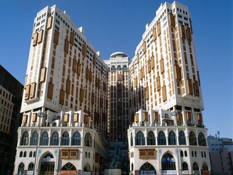 General view Makkah Millennium Towers