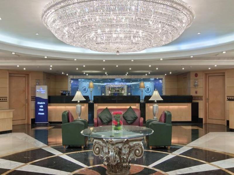 Lobby Makkah Millennium Towers