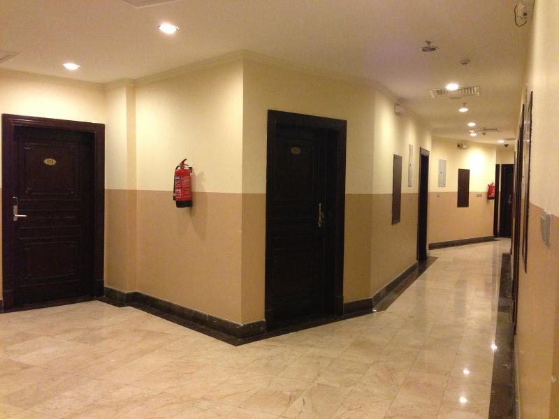 Lobby Qasr Ajyad Alsad Hotel