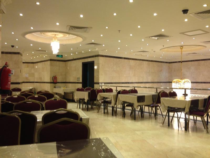 Restaurant Qasr Ajyad Alsad Hotel
