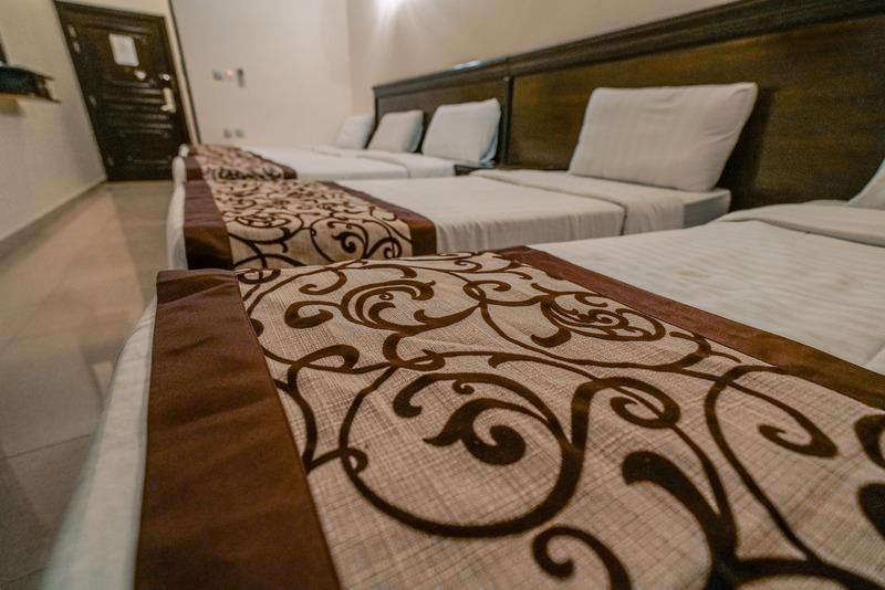 Room Qasr Ajyad Alsad Hotel