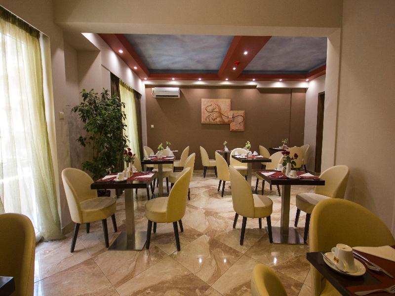 Restaurant Ambrosia Suites & Aparts