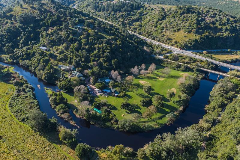 General view Blackwaters River Lodge