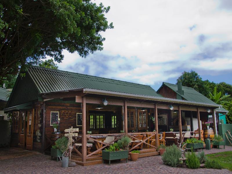 Restaurant Blackwaters River Lodge