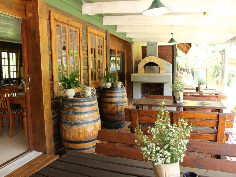 Terrace Blackwaters River Lodge