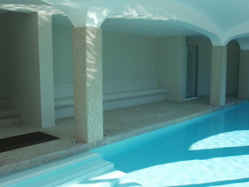 Pool Abrigo Da Montanha Hotel Rural & Spa