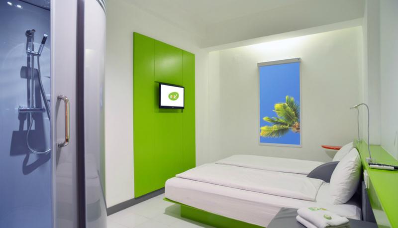 Room Pop!  Hotel Legian Dewi Sri Bali