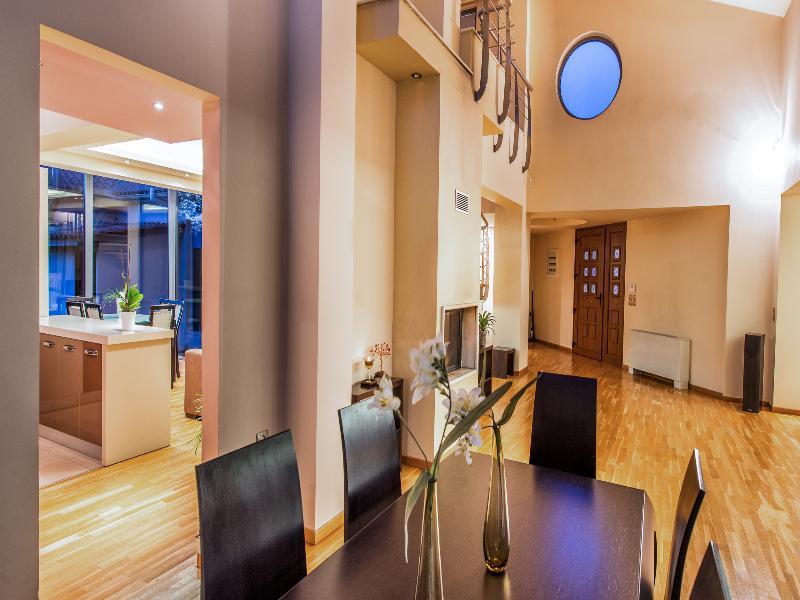 Lobby Astarte  Villas Istar Luxurious Private Villa