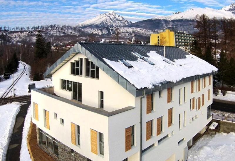 General view Apartments Belveder