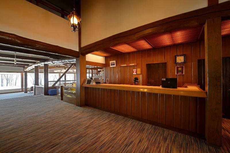 Lobby Towada Prince Hotel