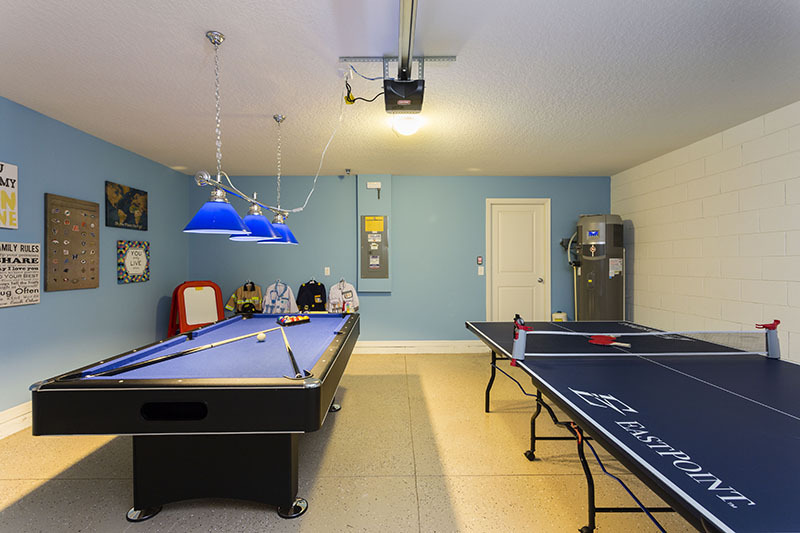 Sports and Entertainment Crystal Cove Platinum Homes