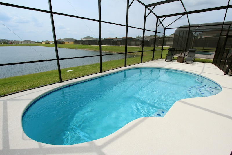 Pool Crystal Cove Platinum Homes
