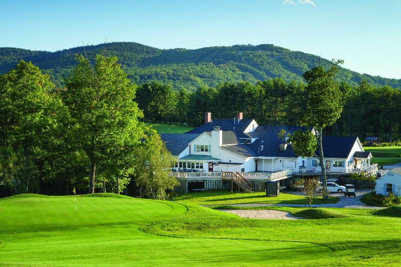 General view Hotel Crotched Mountain Resort New Hampshire