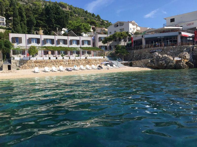 General view Beach Hotel
