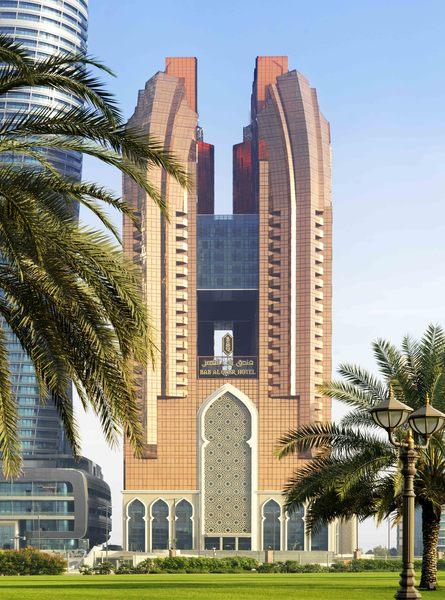 General view Bab Al Qasr Hotel By Millennium