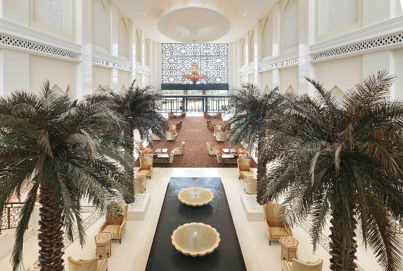 Lobby Bab Al Qasr Hotel By Millennium