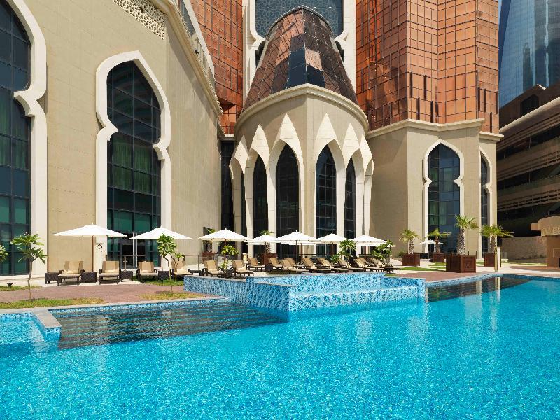 Pool Bab Al Qasr Hotel By Millennium