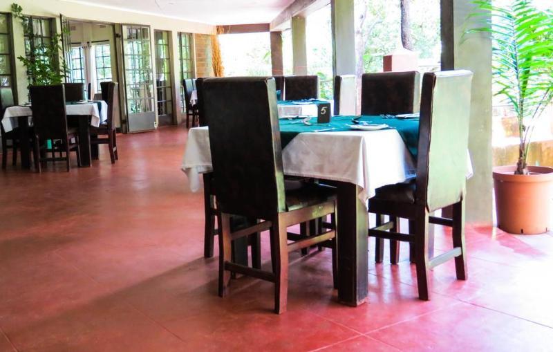 General view Woodland Lilongwe Hotel