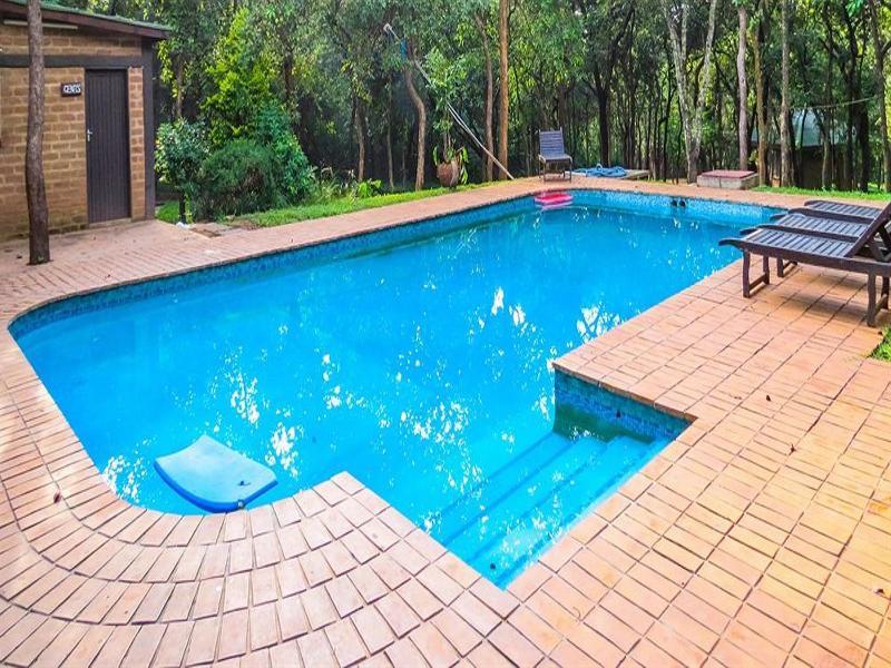 Pool Woodland Lilongwe Hotel