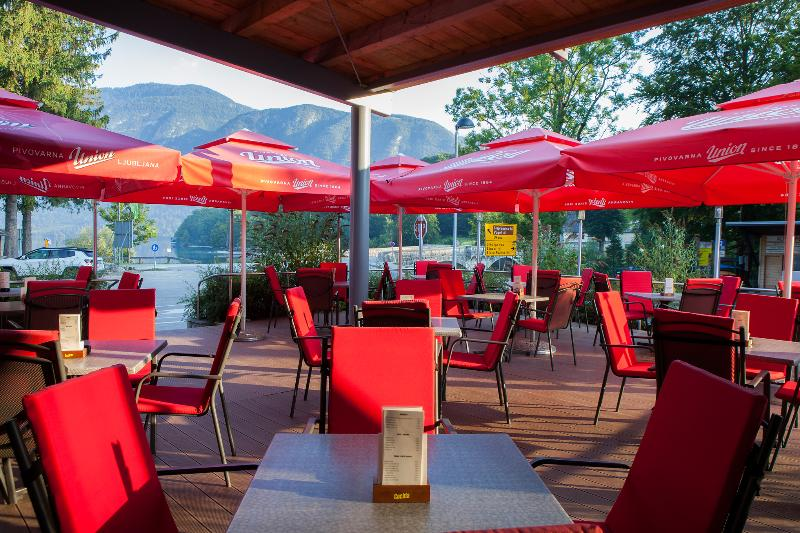 Terrace Hotel Jezero