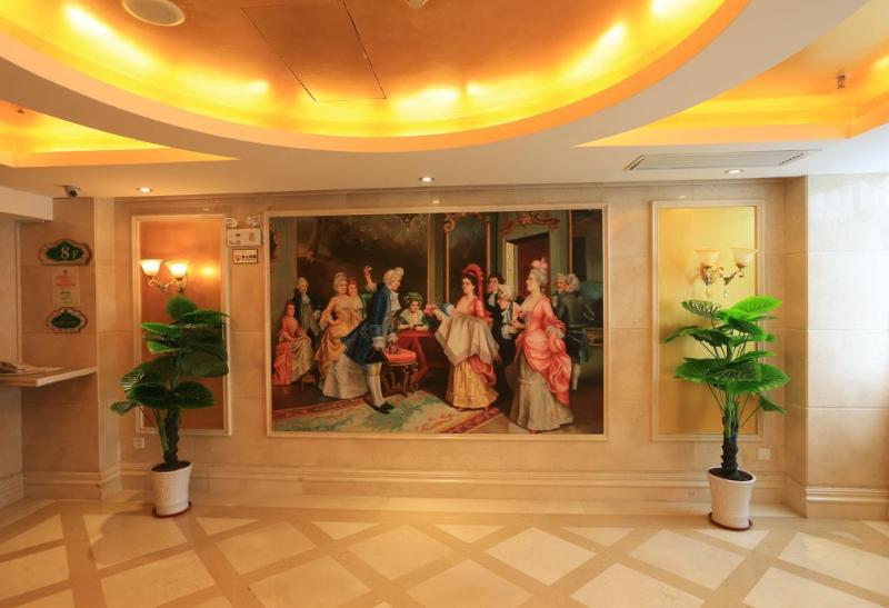 General view Viennan Hotel(shantou Exhibition Center)