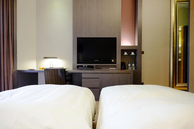 General view City Suites Hotel (nandong)