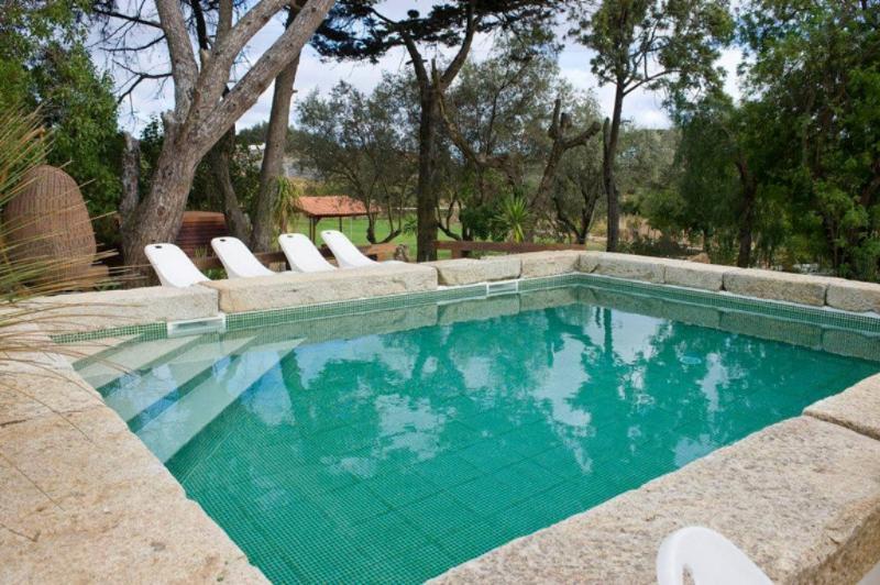 Pool Casa Da Agua Sintra Guest House