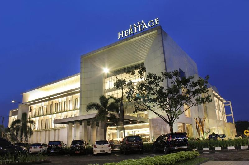 General view Java Heritage Hotel Purwokerto