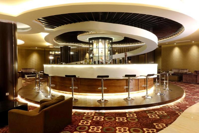 Bar Java Heritage Hotel Purwokerto