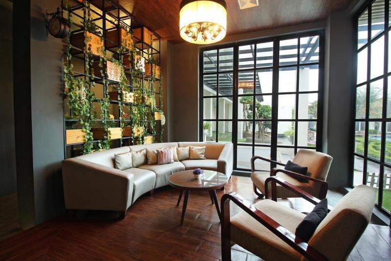 Lobby Java Heritage Hotel Purwokerto