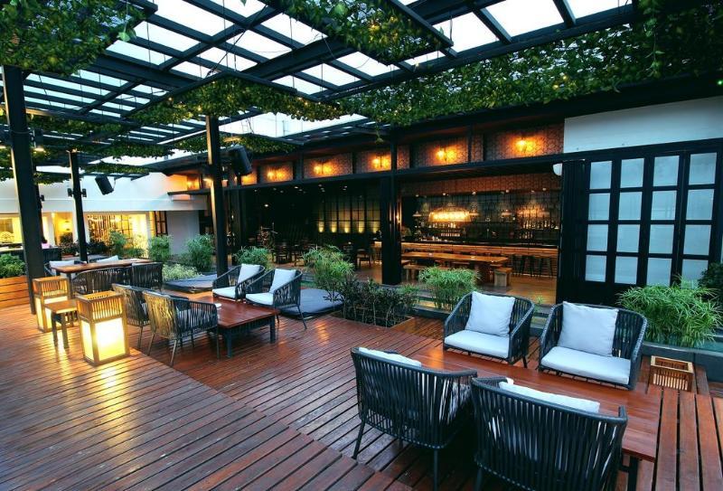 Terrace Java Heritage Hotel Purwokerto