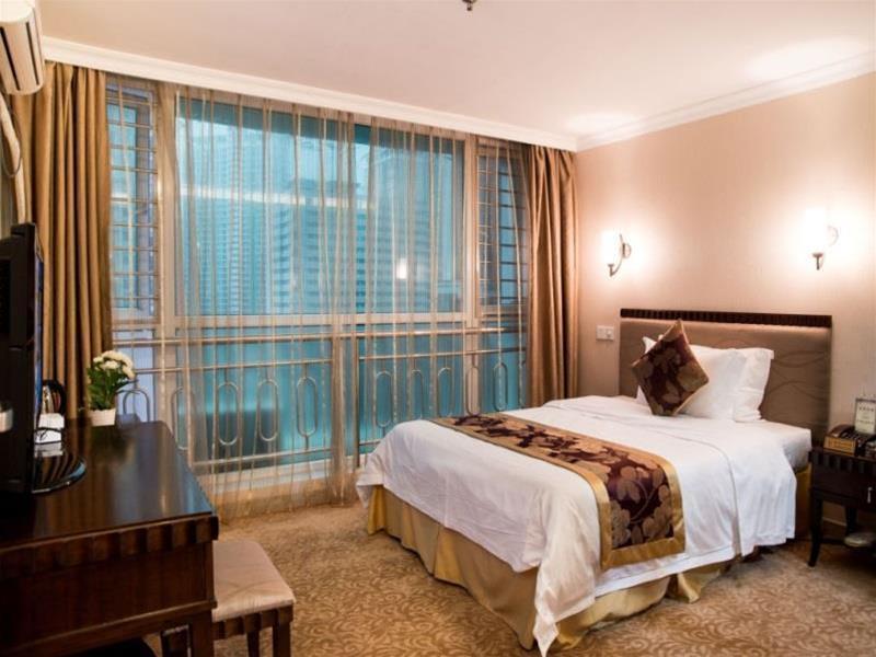 General view Shenzhen Nan Fei Yuan Hotel