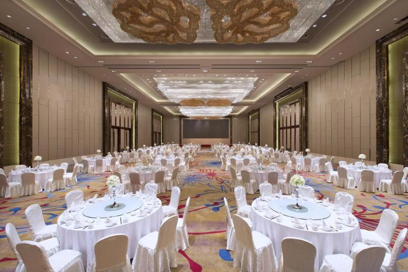 General view Wanda Vista Taiyuan
